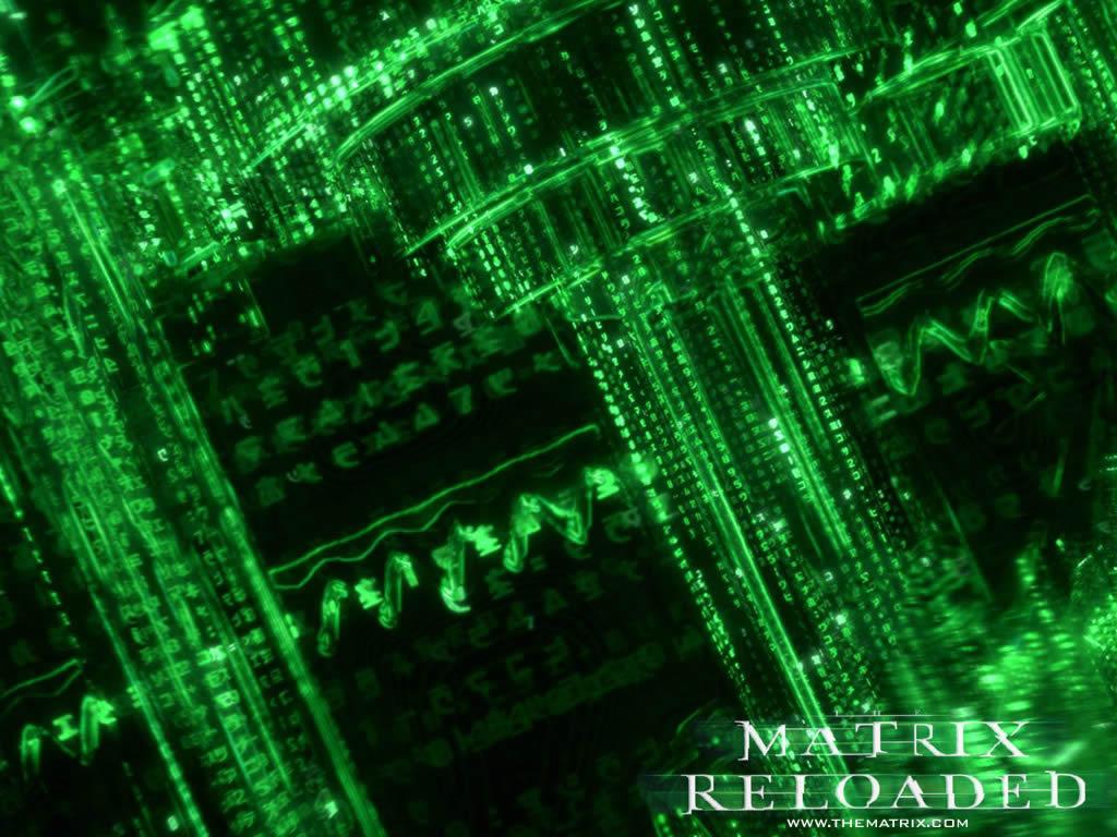 Desktop-Motive Mit Szenen Aus Matrix Reloaded