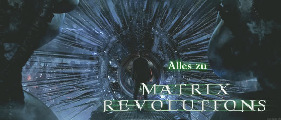 Alles zu Matrix Revolutions